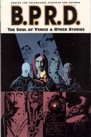 BPRD Trade Paperback 02 Soul of Venice & Other Stories TPB Graphic Novel